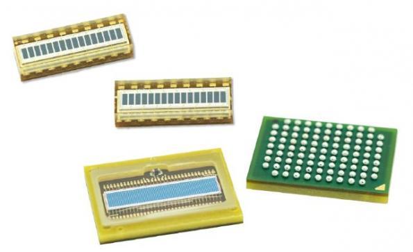Gamme de barrettes et de matrices photodiodes pour applications LIDAR