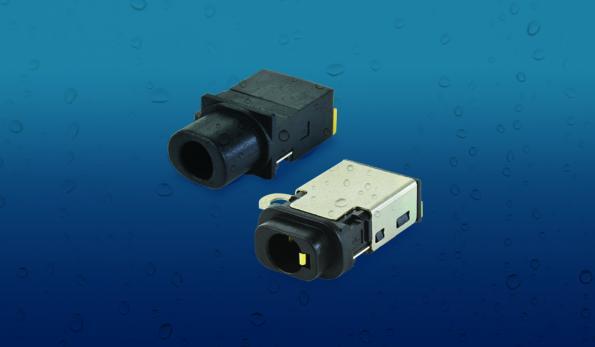 Des connecteurs audio à prise jack 3,5 mm IP67
