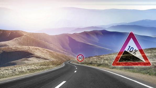 ADASIS dSPACE permet la conduite hautement automatisée