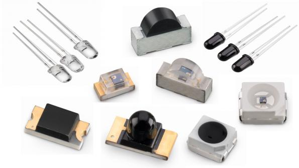 Würth Elektronik propose des photodiodes et des phototransistors