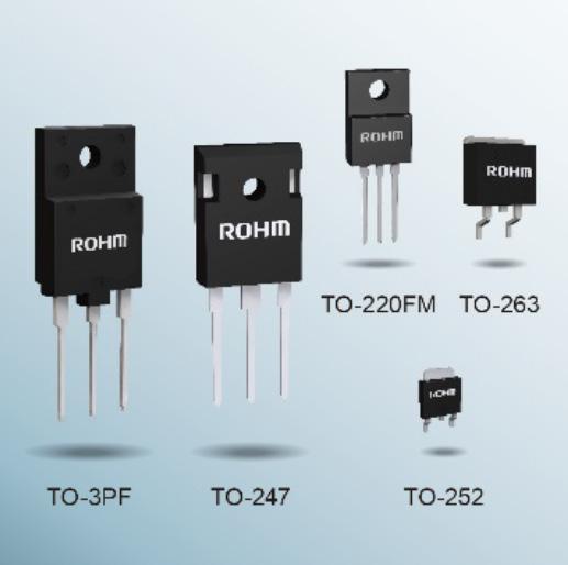 MOSFET 600V à super-jonction de ROHM