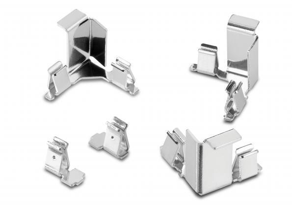 Harwin dévoile des clips de blindage EMI/RFI ultra-compacts