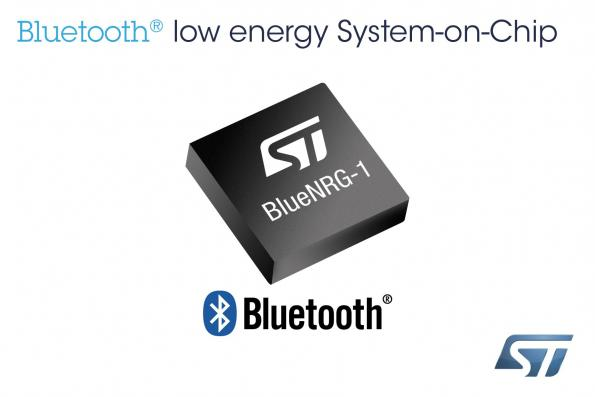 Solution Bluetooth Low Energy mono-circuit