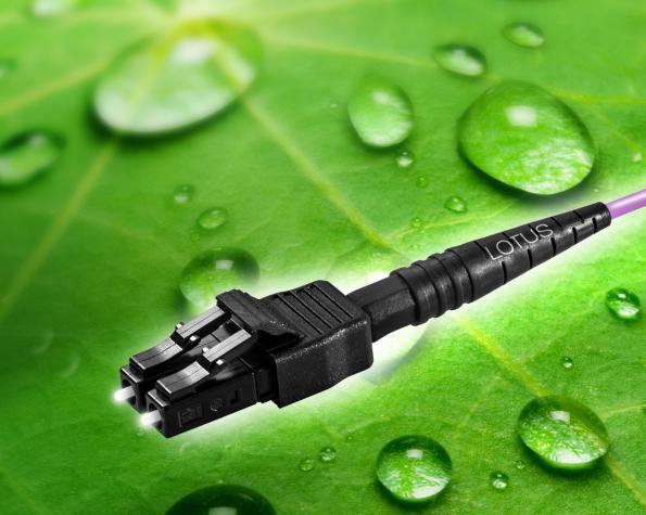 Les nouveaux connecteurs fibre optique Rosenberger résistent aux impuretés