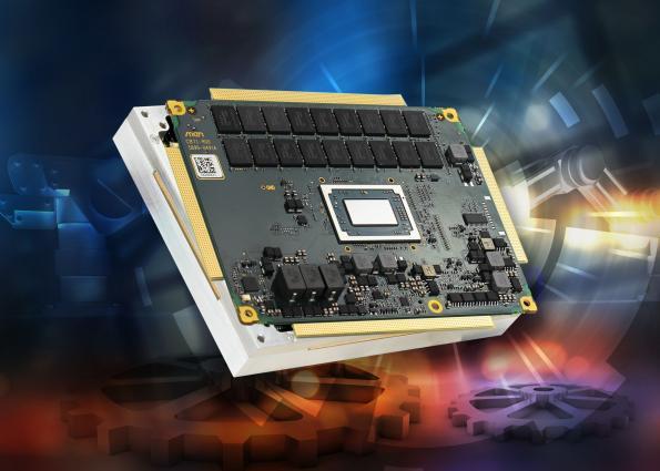 Un module Men COM Express robuste embarquant un SoC AMD Ryzen V1000/R1000