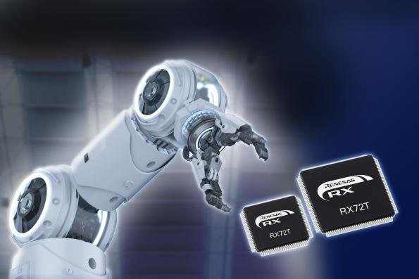 Renesas élargit les options de ses microcontrôleurs pour le contrôle de servomoteurs