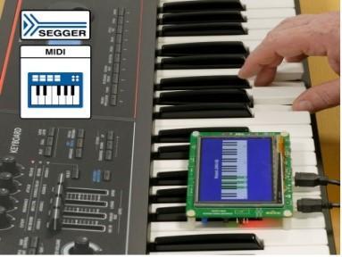 Développer et contrôler des appareils pour jouer de la musique