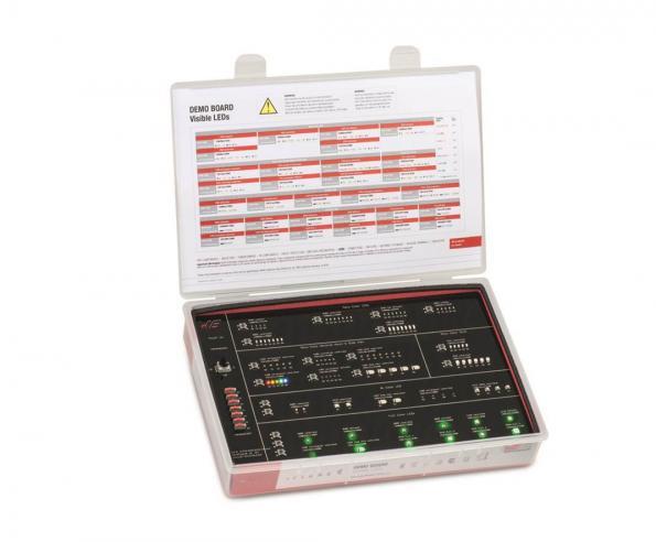 Würth Elektronik étend son offre de LED RGB en boîtiers PLCC