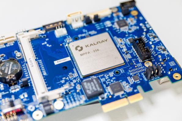 Kalray partenaire et fournisseur d'une technologie clé du processeur européen EPI
