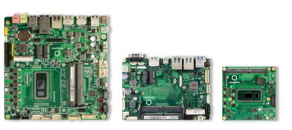 Les cartes congatec avec processeur Mobile Intel Core disponibles pendant plus de 10 ans
