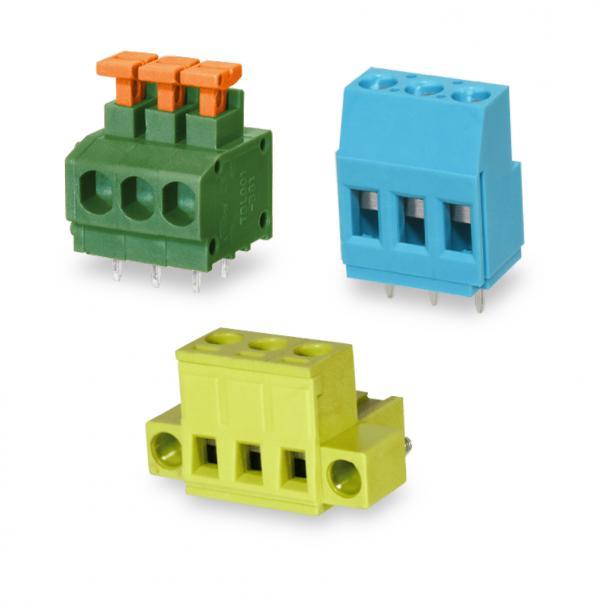 CUI ajoute des connecteurs sur bornier à son portefeuille