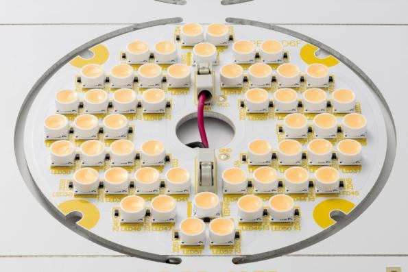 Modules LED à spectre de couleurs proche de celui du soleil