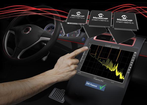 Boostez les qualifications anti-EMI des écrans tactiles automobiles