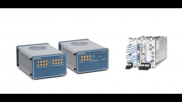 NI élargit sa gamme de transcepteurs de signaux vectoriels