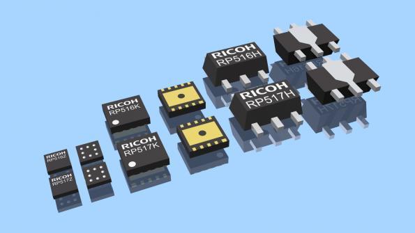 Ricoh propose deux convertisseurs Buck CC/CC en mode VFM à très basse tension de sortie