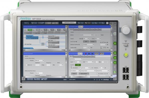 Solution de test PCI Express 5.0