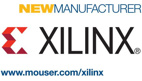 Mouser Electronics dispose désormais de nombreux produits Xilinx dans ses stocks