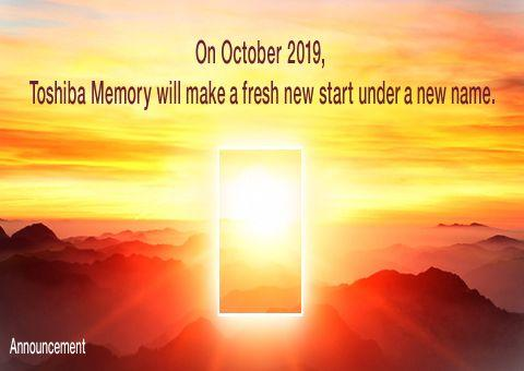 Toshiba Memory deviendra Kioxia en octobre