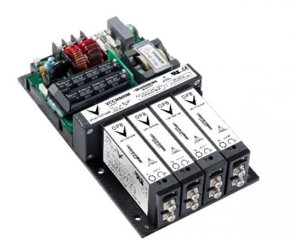 La gamme d'alimentations configurables de Vox Power disponible dans le monde entier via Digi-Key