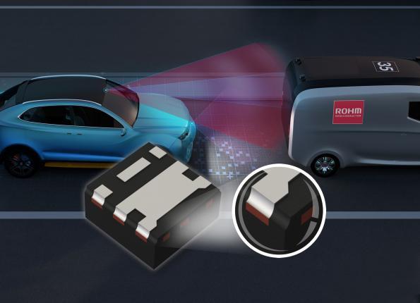 Des MOSFET ultracompacts de qualité automobile pour une fiabilité supérieure