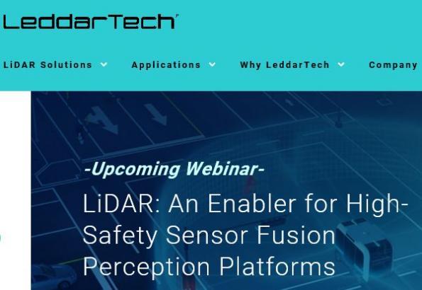 LeddarTech affirme avec succès la défense de sa propriété intellectuelle contre Phantom Intelligence