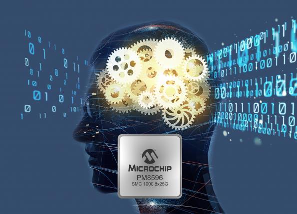 Microchip pénètre le marché des infrastructures de mémoire avec des contrôleurs de mémoire série