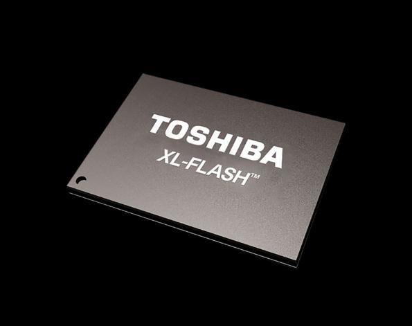 Toshiba Memory Europe lance une mémoire entre DRAM et NAND