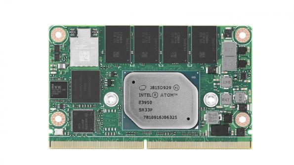 Module SMARC à plateforme embarquée Intel Atom/Pentium/Celeron