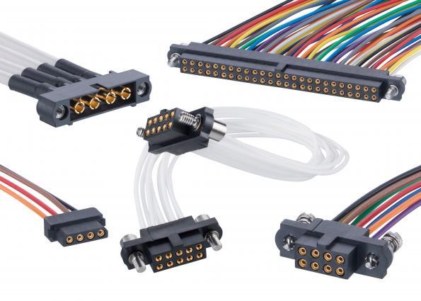 Harwin présente des assemblages de câbles prêts à l'emploi