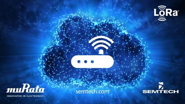 Semtech et Murata annoncent l'échantillonnage d'une nouvelle plateforme modem basée sur LoRa