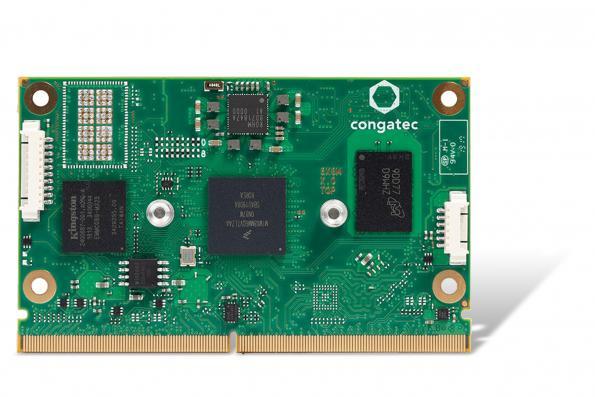 Module SMARC équipé d'un processeur NXP i.MX 8M Mini