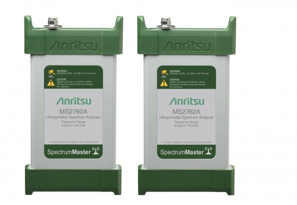 Analyseurs de spectre ultraportables 145 GHz et 170 GHz