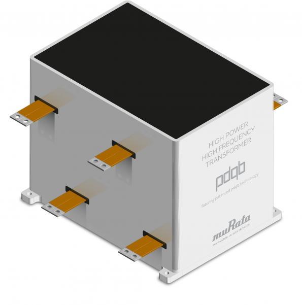 Transformateur innovant pour les applications à forte puissance et haute fréquence