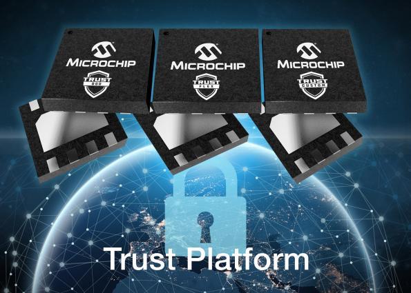 Microchip simplifie la sécurité matérielle de l'Internet des objets