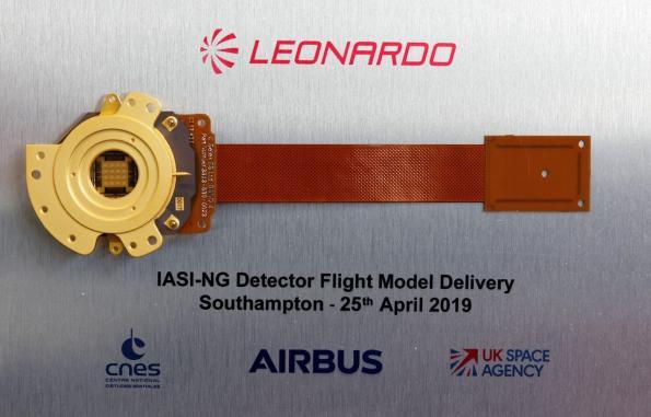 Egide : un partenaire industriel clé de Leonardo UK pour son programme spatial