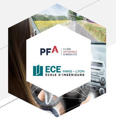 Automobile de demain : les industriels français s'associent à l'ECE pour préparer aux besoins en compétences des ingénieurs