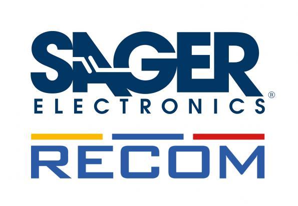 Sager Electronics rejoint le réseau de distributeurs de Recom Power