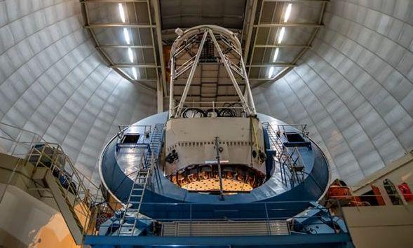 Le spectrographe Desi ouvre ses 5 000 yeux sur le cosmos
