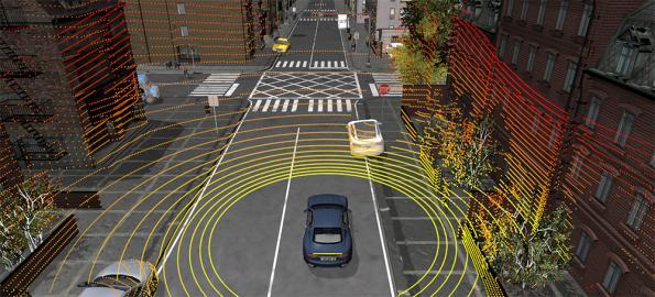 Un environnement de simulation pour accélèrer le développement de véhicules autonomes