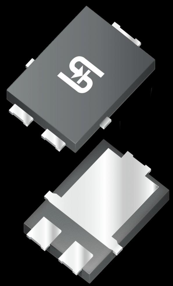 Redresseurs Schottky Trench de 45V et 60V en boîtier SMPC4.6U