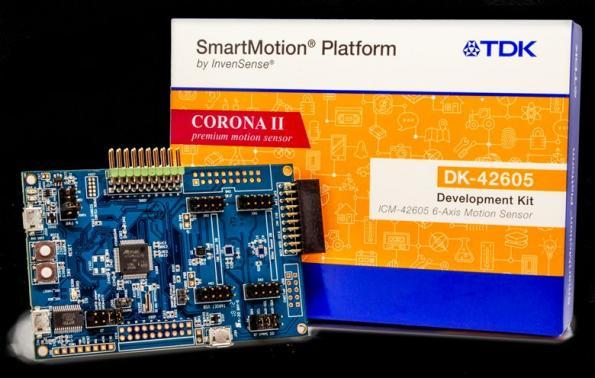 Arrow Electronics élargit sa gamme de capteurs avec InvenSense