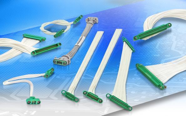 Harwin renforce son offre d'assemblages de câbles prêts à l'emploi