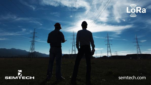 Les composants LoRa de Semtech pour des réseaux électriques plus intelligents