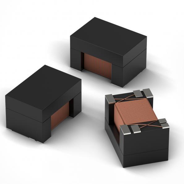 Transformateurs LAN miniaturisés