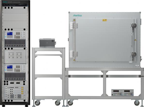 Anritsu, leader des tests d'acceptation Opérateurs 5G pour l'un des principaux opérateurs américain