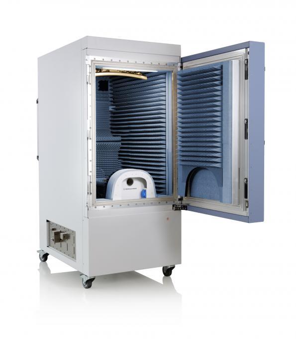 Une chambre d'essais de haute précision pour une nouvelle génération de radar sur puce