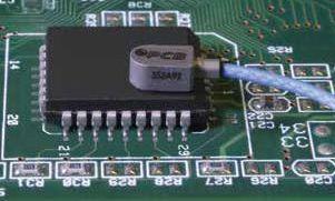 Accéléromètres mono-axiaux miniatures PCB Piezotronics
