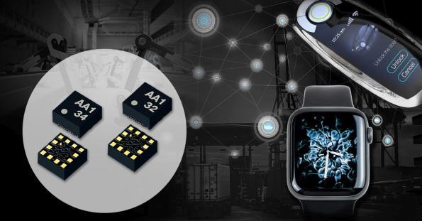 Accéléromètres dotés d'une fonction intégrée de filtrage du bruit