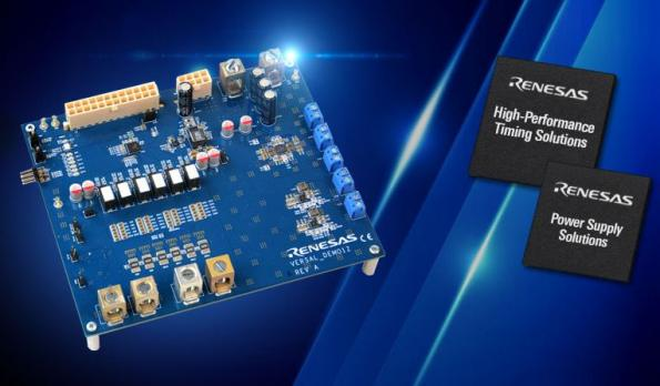 Renesas Electronics collabore avec Xilinx