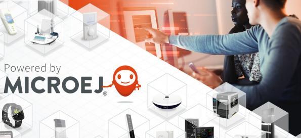 MicroEJ collabore avec NXP